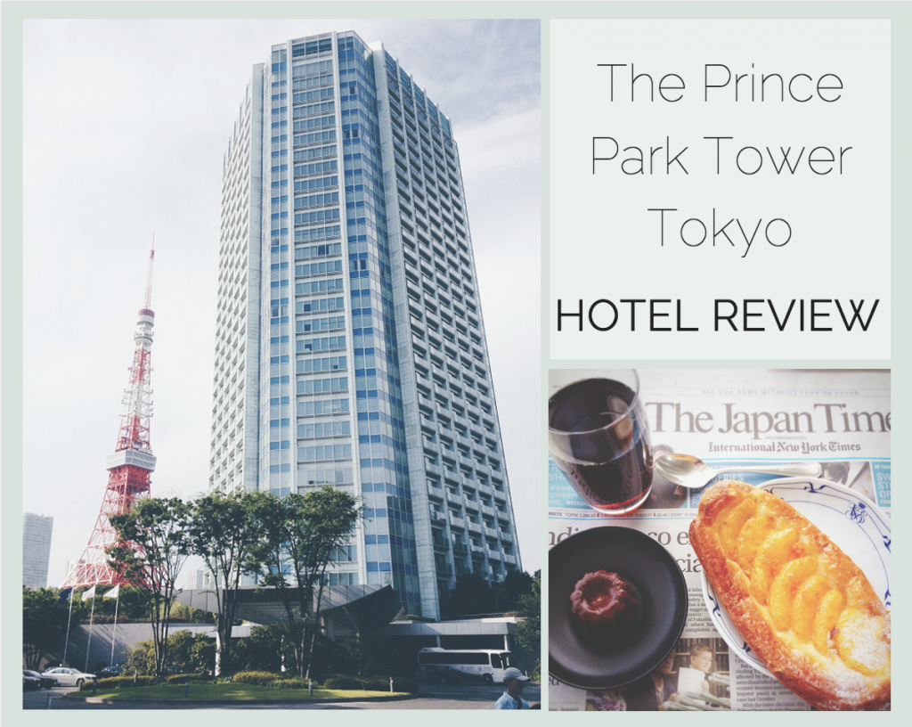 The Prince Park Tower Tokyo Hotel Review