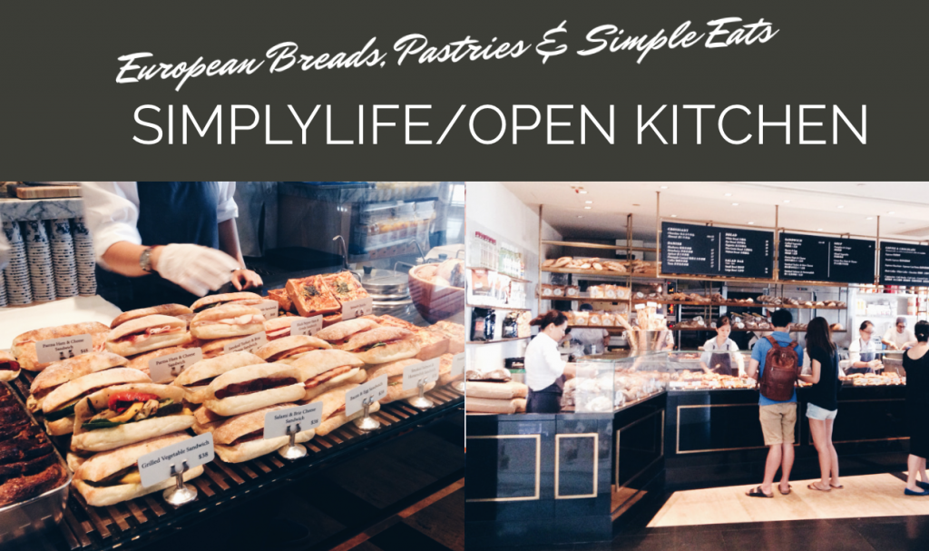 simplylife open kitchen hong kong cheap food eats