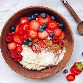 Quinoa Cashew Pudding