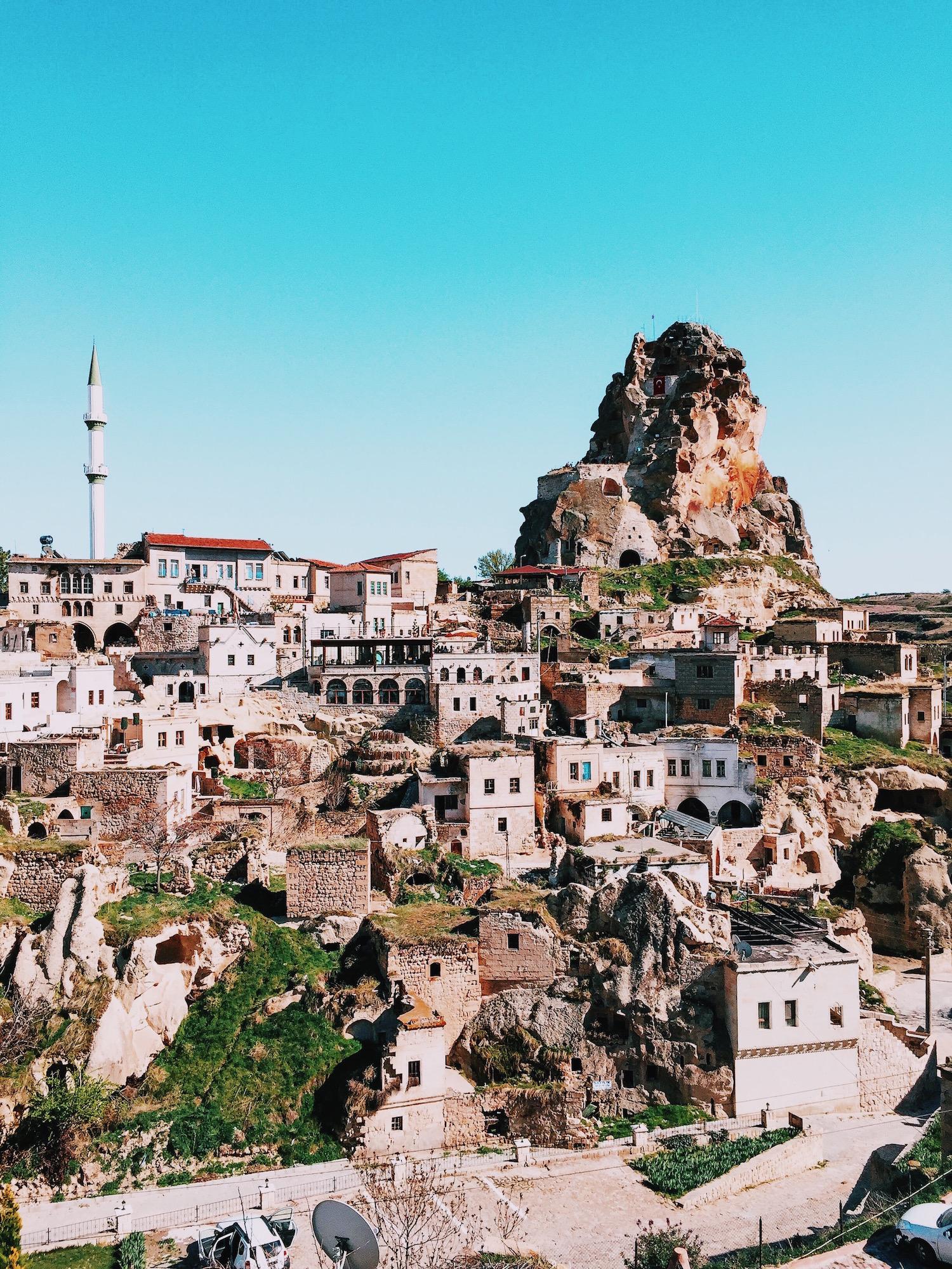 Best Photo Locations in Cappadocia Turkey
