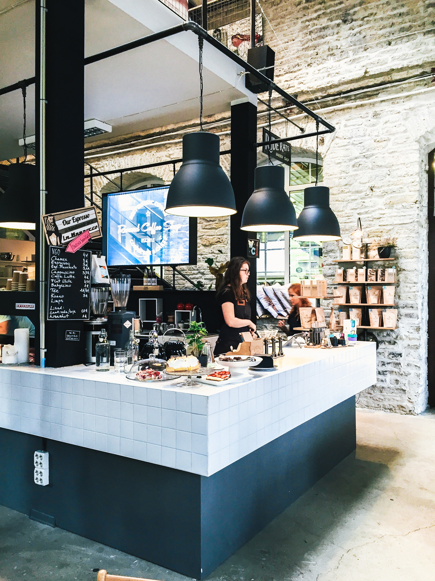 TALLINN FOOD GUIDE - 10 PLACES YOU MUST TRY - Coffee Shop
