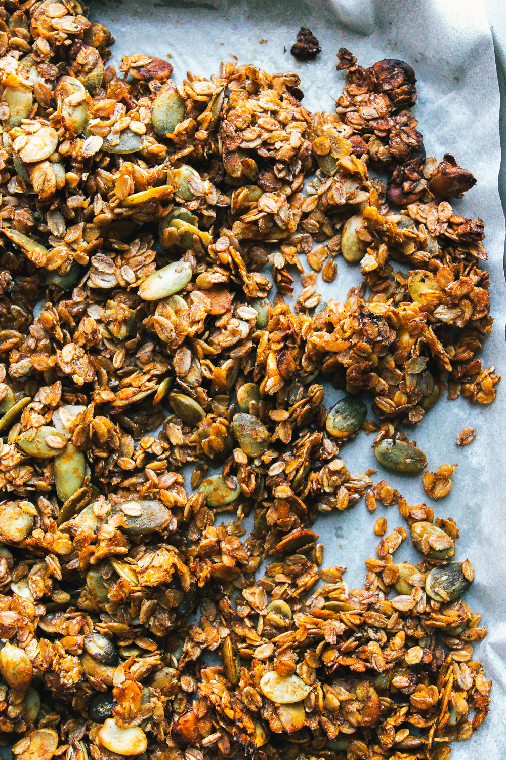 Granola with Turkish Summer Apricots