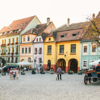 ROMANIA'S PRETTIEST CITY - WHY YOU NEED TO VISIT SIGHISOARA IN 20 PHOTOS - black.white.vivid.