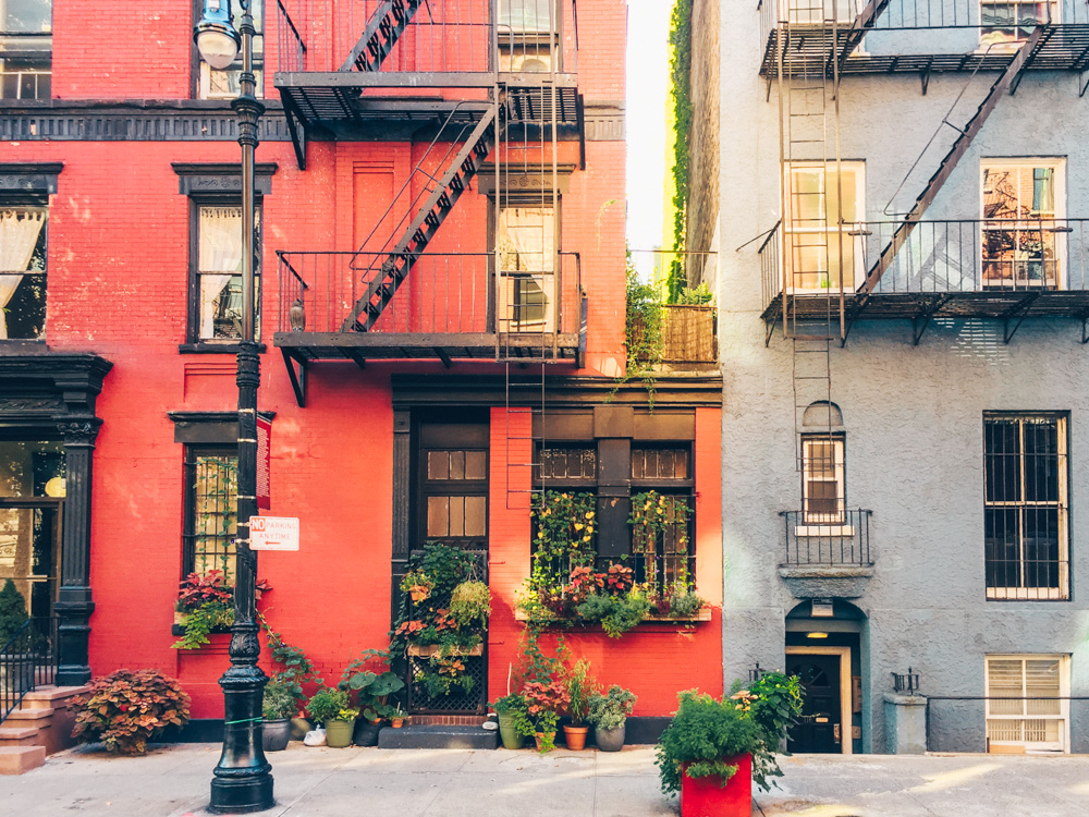 A Healthy Food Guide to New York City by black.white.vivid