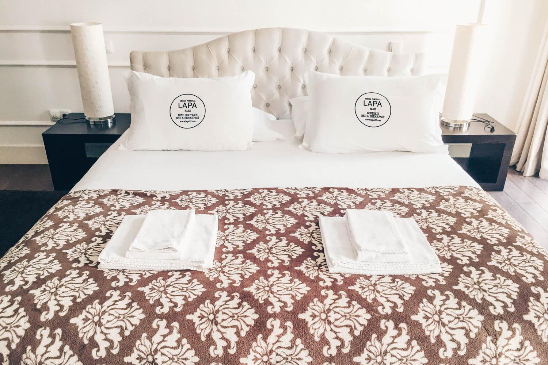 BOUTIQUE HOTEL IN LISBON - LAPA 82 REVIEW by black.white.vivid