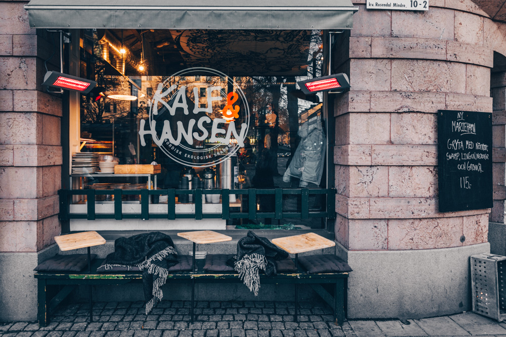 A Quick Food Guide to Stockholm by black.white.vivid. - Kalf & Hansen