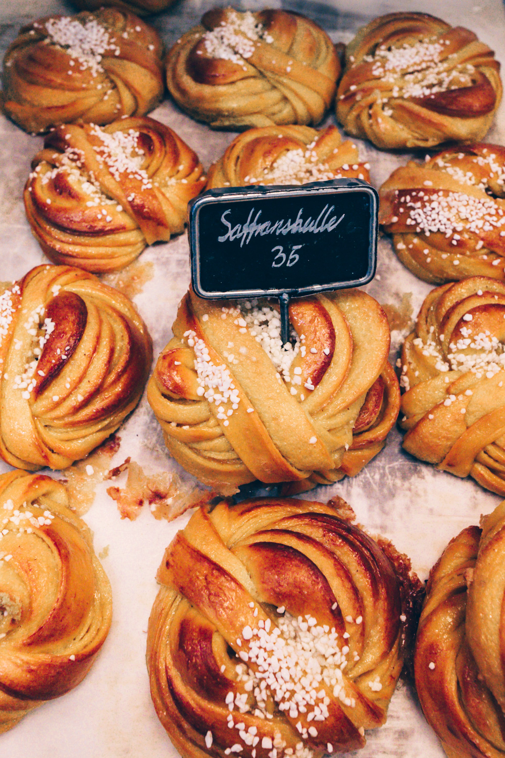 A Quick Food Guide to Stockholm by black.white.vivid. - Fabrique