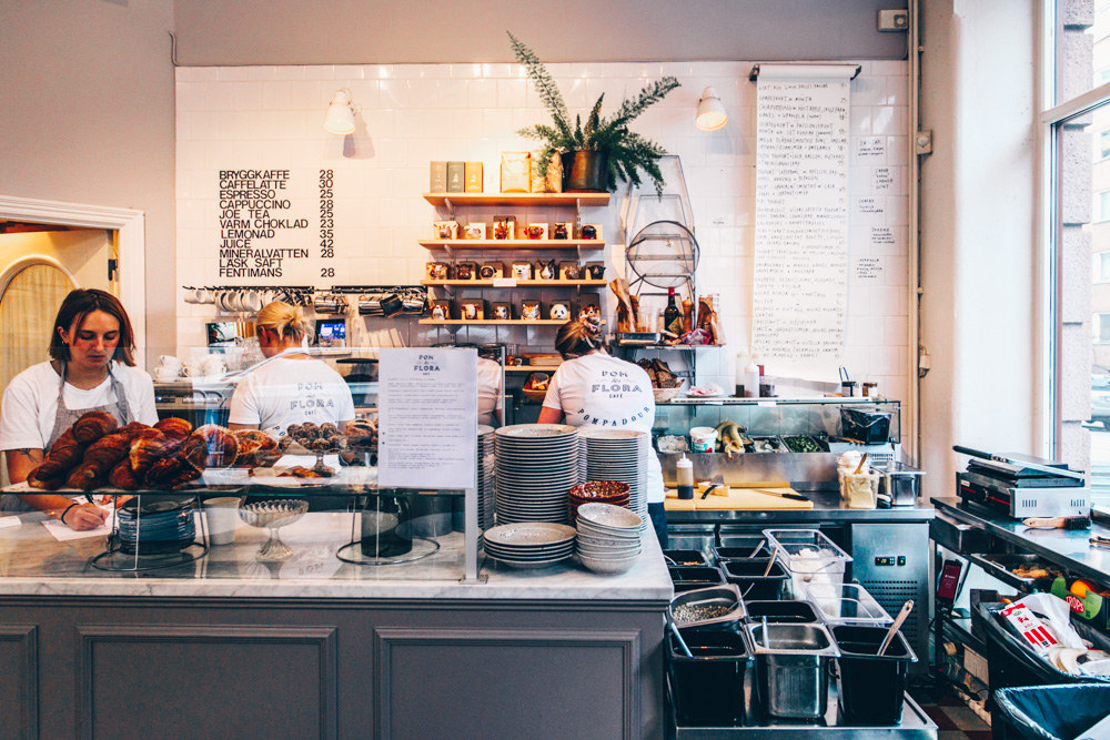 A Quick Food Guide to Stockholm by black.white.vivid. - Pom & Flora
