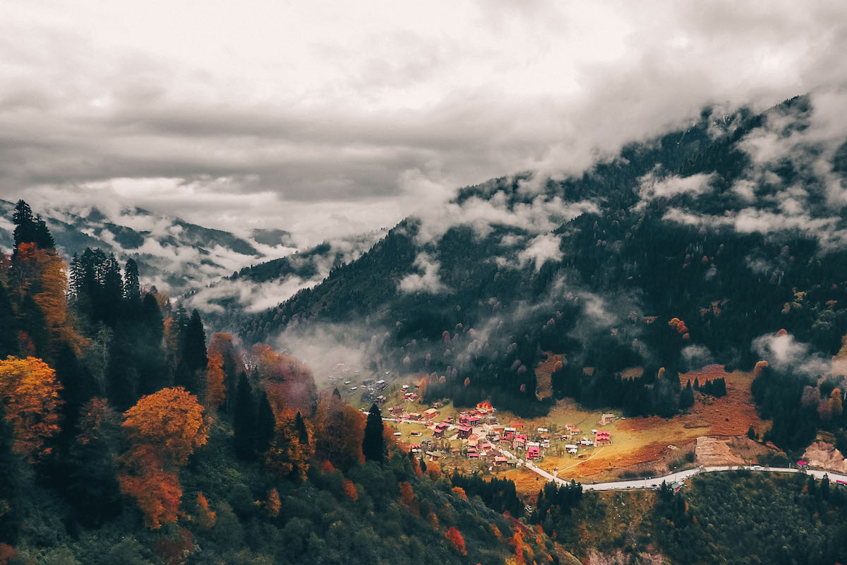 Best Hidden Travel Gem in Turkey - the Rize Province by black.white.vivid.