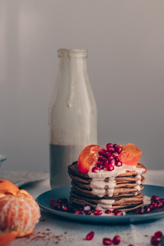 Gingerbread Pancakes by black.white.vivid.
