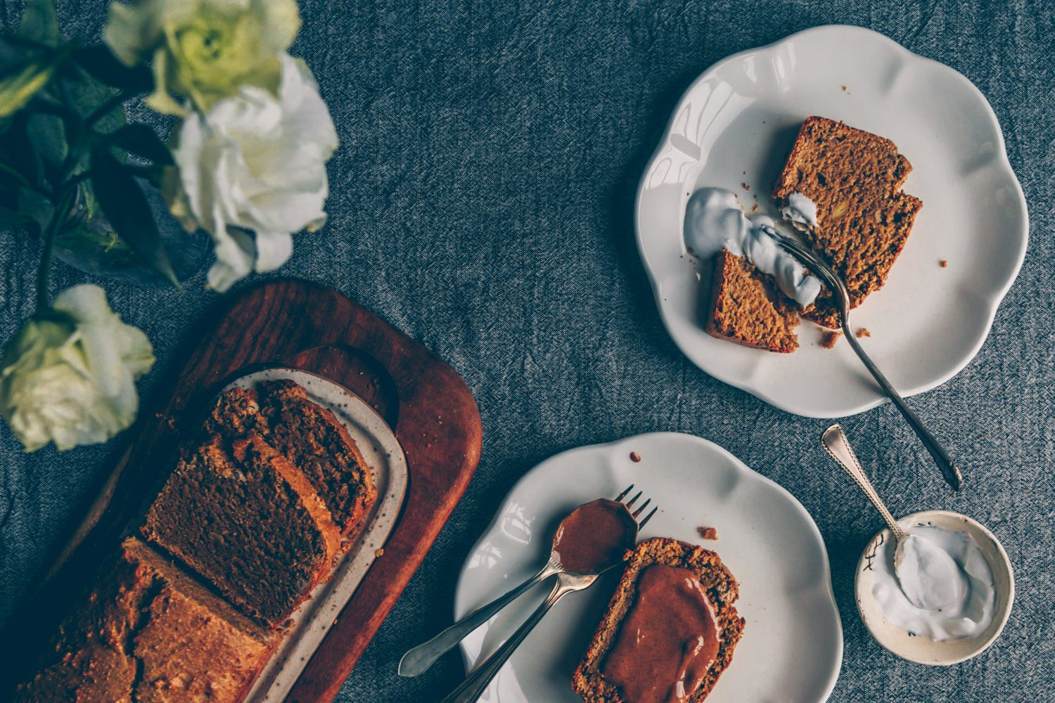 Sweet Avocado Bread (just like banana bread but with avocados) (vegan) by black.white.vivid.