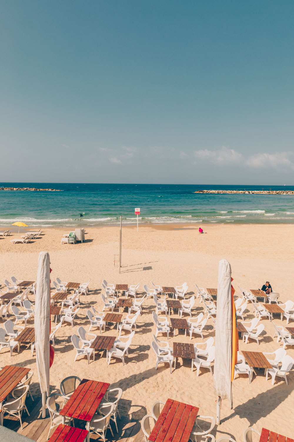 A Quick Food Guide to Tel Aviv Israel by Kati of black.white.vivid.