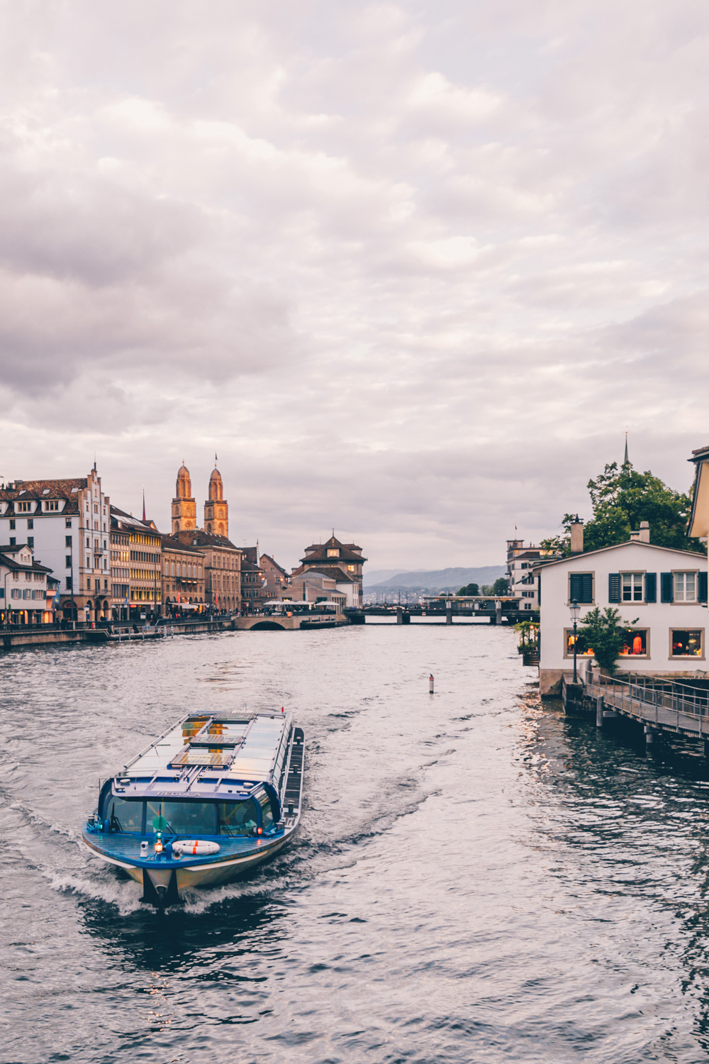 A Quick Food Guide to Zürich, Switzerland by Kati black.white.vivid.