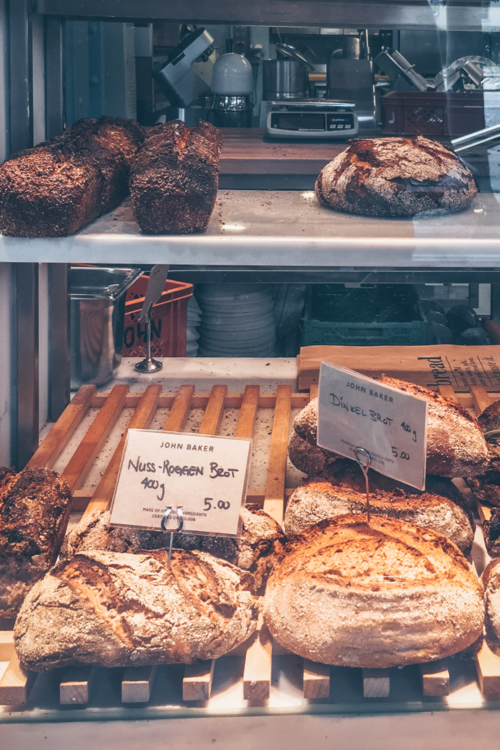 A Quick Food Guide to Zürich, Switzerland by Kati black.white.vivid. - John the Baker Bakery