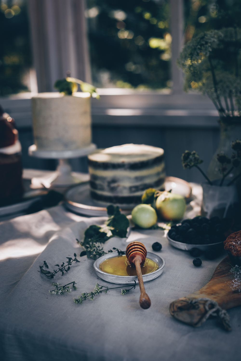 A Food Styling & Photography Retreat in Gotland, Sweden - An Experience Report by Kati of black.white.vivid. - food photography, food photography workshop, recipe photography, travel photography, linda lomelino, linda_lomelino, call me cupcake, krissy o'shea, cottagefarm, Cottage Farm, Olivia Thorden, Adelaster Food Textures, adelasterfoodtextures