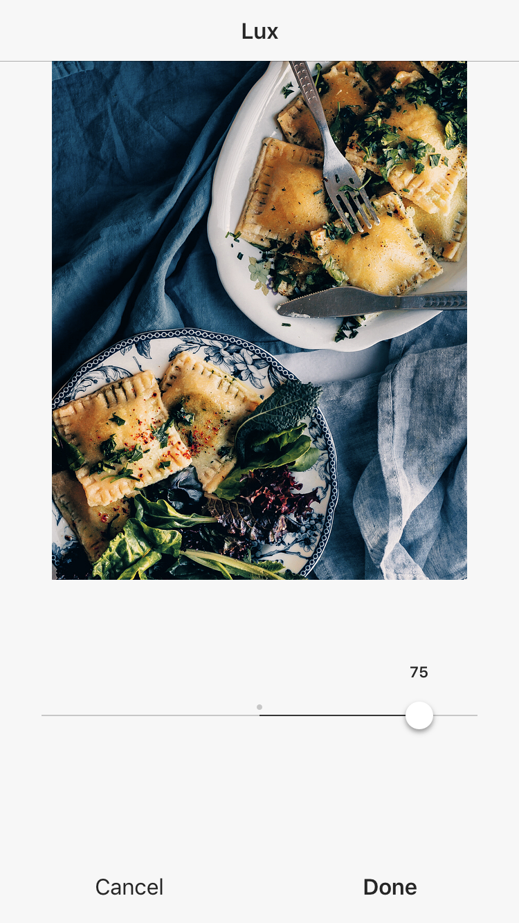 How I edit Instagram photos - A photography guide by Kati of black.white.vivid.